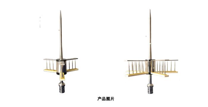 主动式tiqian放电避雷针